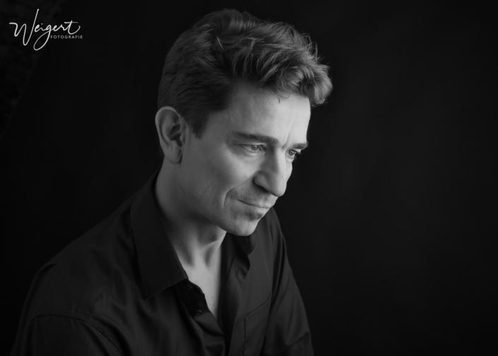 Männerportrait Studio